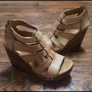 Bed Stu Wedge Sandal